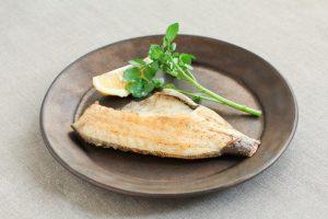 魚のある食卓